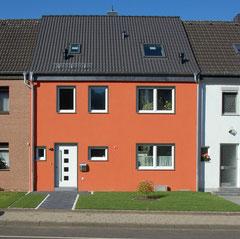 Kolpingstraße: energetische Sanierung KFW 70 Standard