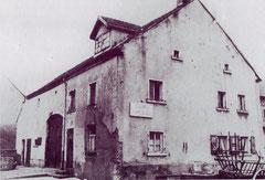 Hohe Tannen 2 - ehemaliges Haus der Familie Schneider