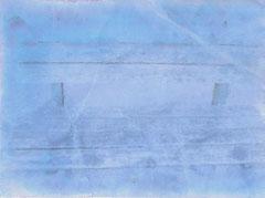 帰る場所 2014 インク 紙 100×75mm 作家蔵    Where I Belong  2014   ink、paper、collection of the artist