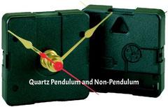 Quartz Pendulum & Non-Pendulum Mvmts.