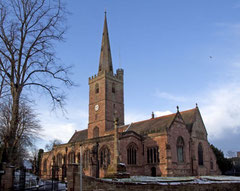 St John the Baptist, Halesowen Parish Church