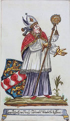 Cardinal Conrad d'Urach