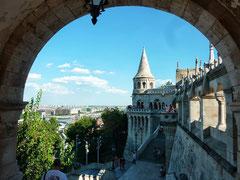 Danube vu de Buda