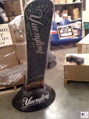 Yuengling Snow Board_Stand