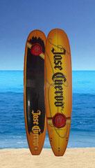 9' Jose Guervo Surfboard