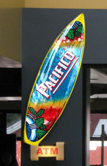 7' Pacifico Surfboard