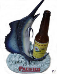 Pacifico Sailfish Backbar