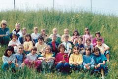 Klasse 4b 1986