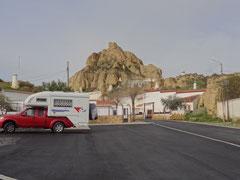 Höhlenwohnungen von Guadix