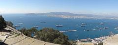 Blick nach Algecira, Tarifa
