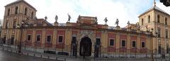 Sitz des Präsidenten von Andalusien