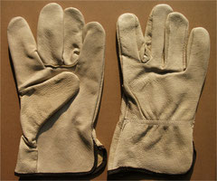 L1130 (Grain Pigskin Leather Driver Gloves)