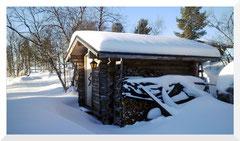 Bruno Deveze © 2019 Raquettes et trek en Finlande - Laponie