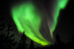 © Northern lights Lapland Bruno Deveze
