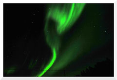 Bruno Deveze © aurores boréales laponie Finlande