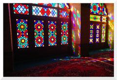 Bruno Deveze - Iran trek - La mosquée rose - Shiraz - ©