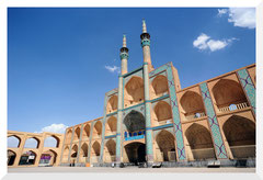 Bruno Deveze - Iran trek - Yazd - ©