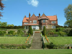 Cober Hill Conference Centre on the Coast nr Scarborough, UK, Where I was involved with Workshops, Seminars, Lectures and Demonstations of Cairvoyance.