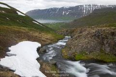 Sur les Hauteurs d'Isafjordur