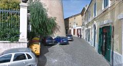 Inizio Via Tricarico(Salone Montillo- 2007)