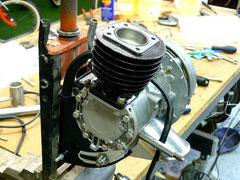 support moteur solex
