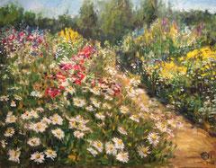 Wildflowers Öl_Lwd.70x90cm