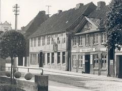 Januar: Witt´s Gasthof, Lübecker Straße 46
