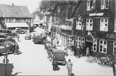 Vosshaus in den 1920ern