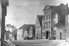 Lübecker Straße 4-20 um 1895