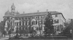 Dezember: Das Eutiner Schloss im Jahre 1904