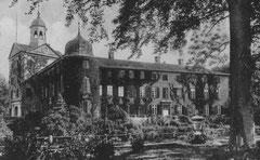Deckblatt: Das Eutiner Schloss in den 1930er Jahren