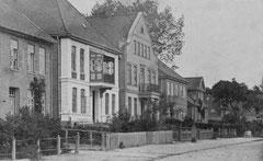 Mai: Auguststraße 2-10 um 1890