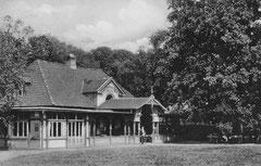 """Juli: Das """"Gasthaus zum Uklei"""" um 1900"""