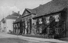 März: Lübecker Straße Nr. 17 zu Beginn des 20sten Jahrhunderts