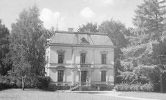 """Februar: """"Tanneck-Villa"""" - heute DRK Haus 1907"""