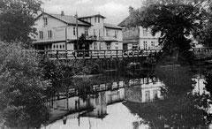 Mai: Die Schwentine bei Fissaubrück nach dem Zweiten Weltkrieg