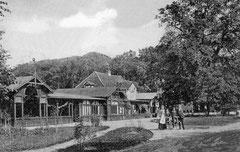 "Mai: Das ""Gasthaus zum Uglei"" um 1920"