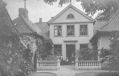 Februar: Das Haus Rastleben, Stolbergstraße