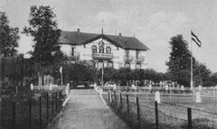 Hotel Uklei um 1930
