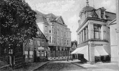 September: Sackstraße 3-5 im Jahr 1913