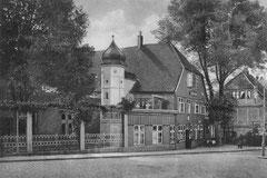 Januar: Das Voss-Haus vor 1914