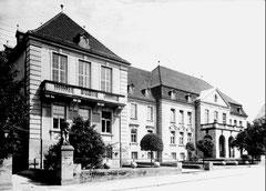 September: Amtsgericht mit Kreisverwaltung
