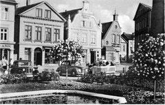 Markt 16-17 um 1950