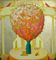 Филоцветы (х. акр., 75х70,5, 1996)
