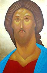 Лик (к. см. техн., 106х69, 2008)