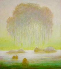 Утро (х. акр., 79х70, 2006)