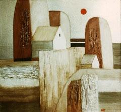 Пейзаж (к. ф. м., 87,5х95, 1990)