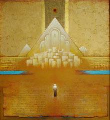 Память (х. акр., 110х99,5, 2001)