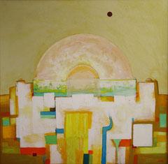 Рассвет (к. акр., 80х81,5, 2003)