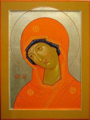 Образ Пресвятой Богородицы Огневидной
